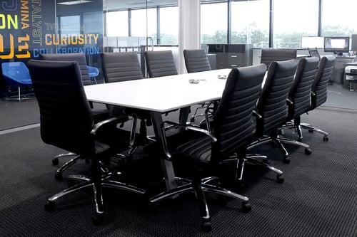 A collaborative conference space
